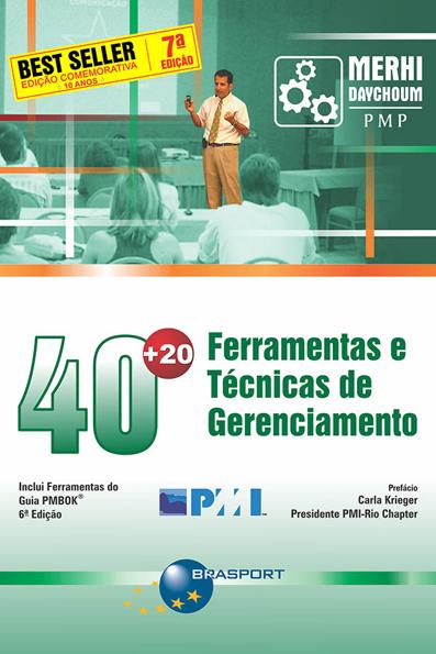 (40+20 Ferramentas e Técnicas de Gerenciamento - 7ª Edição