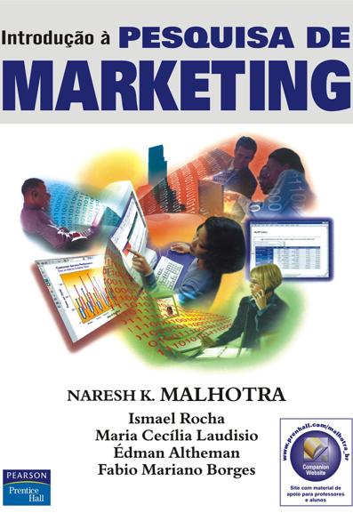 (Introdução à Pesquisa de Marketing