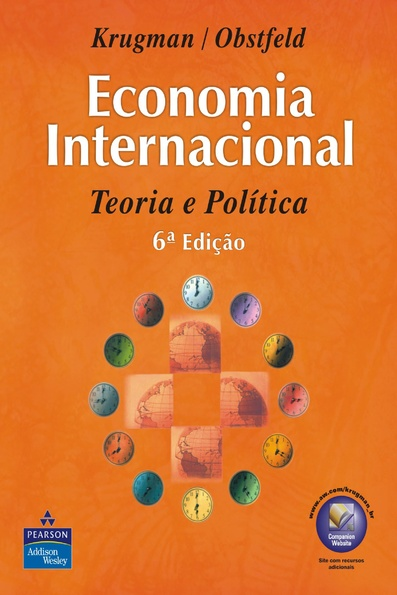(Economia Internacional: teoria e política - 6ª edição