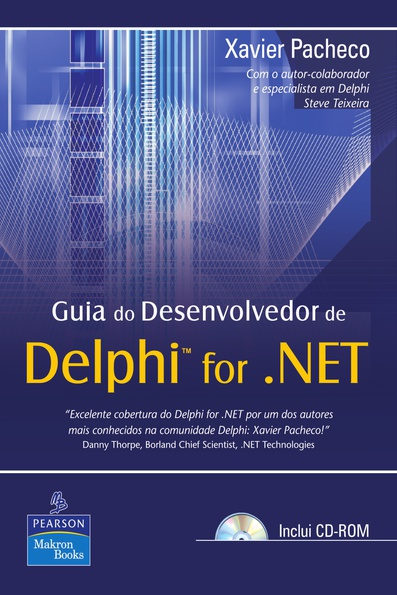 (Guia do Desenvolvedor de Delphi for .NET